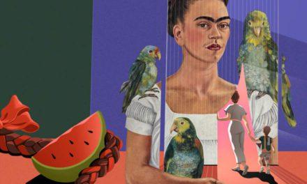 """Conoce """"Frida. La Experiencia Inmersiva"""": Una espectáculo para explorar a fondo el trabajo de la pintora mexicana."""