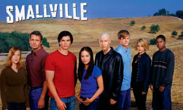 ¡Ya se armó! – La serie «Smallvillle» tendrá secuela – ¡Y será animada!