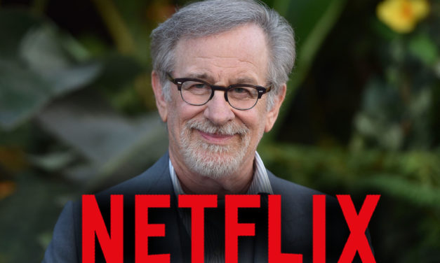 ¿No que no? – Steven Spielberg hace alianza con Netflix para desarrollar películas