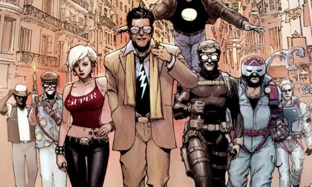 Netflix estrenará la versión animada de «Supercrooks» – ¿La competencia de «Invincible»?