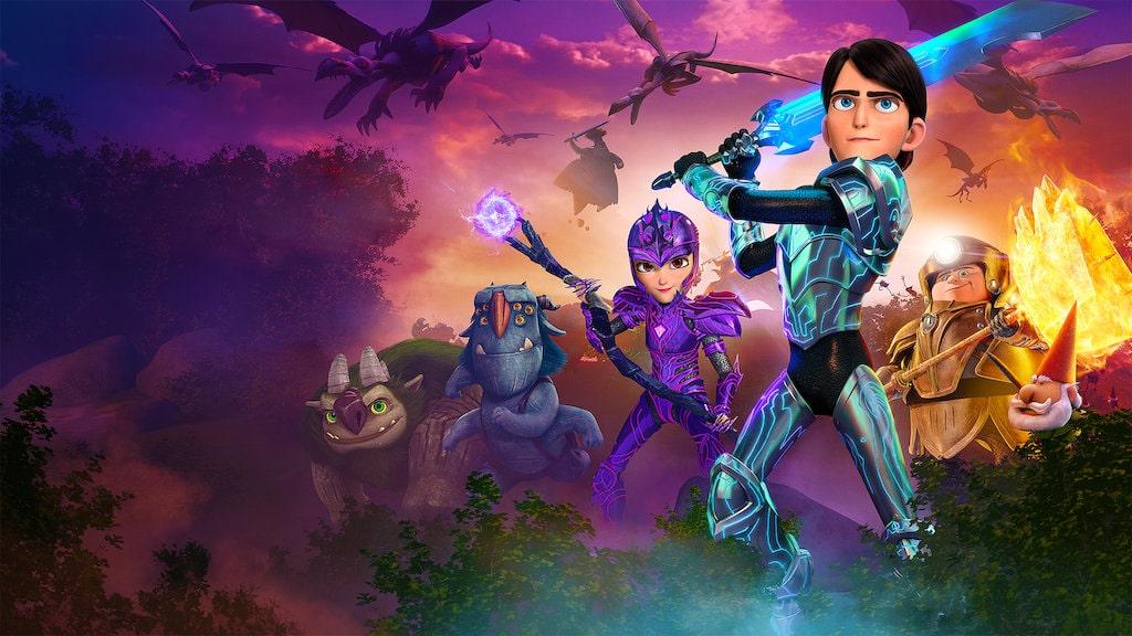 Ya tenemos tráiler de 'Trollhunters: El despertar de los Titanes' la nueva cinta animada del mundo mágico de Guillermo del Toro