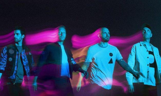 Coldplay ya tiene fecha de lanzamiento para su nuevo álbum Music of the Spheres