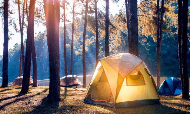 ¿Te gusta acampar? Hazlo en un de estas 5 increíbles opciones cerca de CDMX