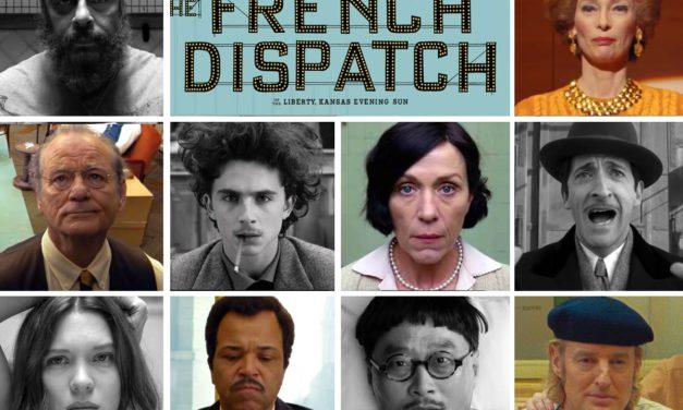 'The French Dispatch': La nueva peli de Wes Anderson, por fin tiene nueva fecha de estreno