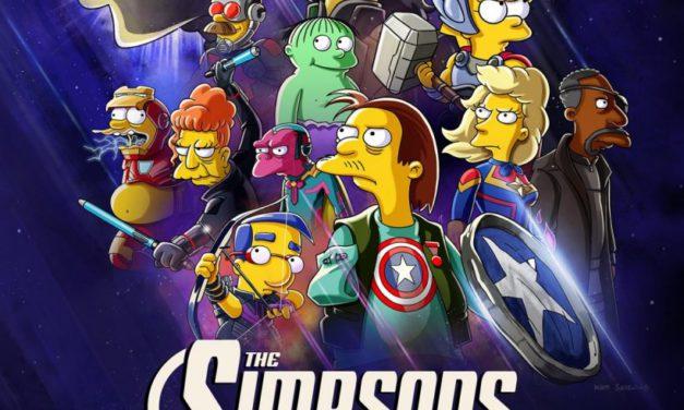 ¡Una gozada! – Todo lo que sabemos del cortometraje de The Simpsons basado en Marvel