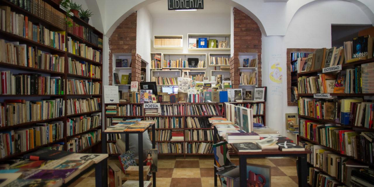 ¡Date un break! – Estas son las cinco mejores librerías de la CDMX