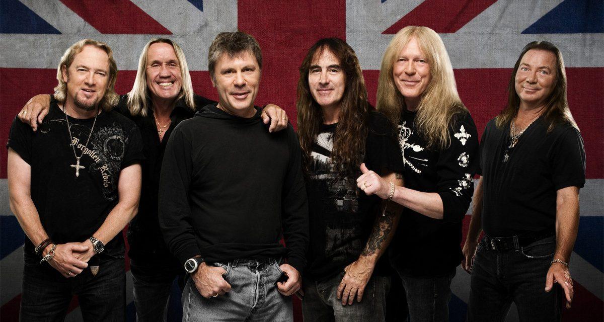 ¡Yeah! – Iron Maiden estrena sencillo luego de seis largos años – ¡Escúchalo aquí!