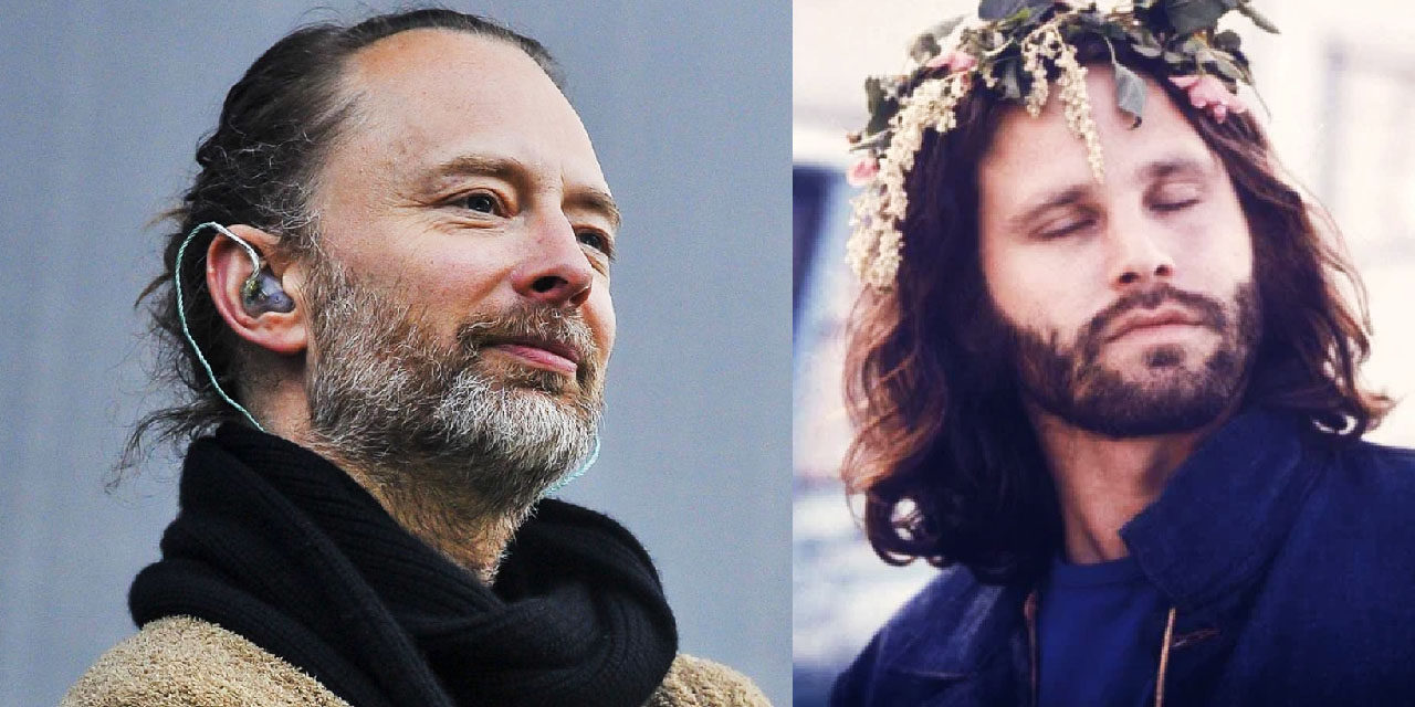 Como olvidar la vez que Thom Yorke le dijo «Gordo sin talento» a Jim Morrison
