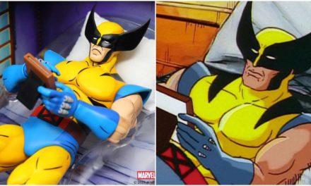 El meme de Sad Wolverine se convirtió oficialmente en una figura de acción de Marvel