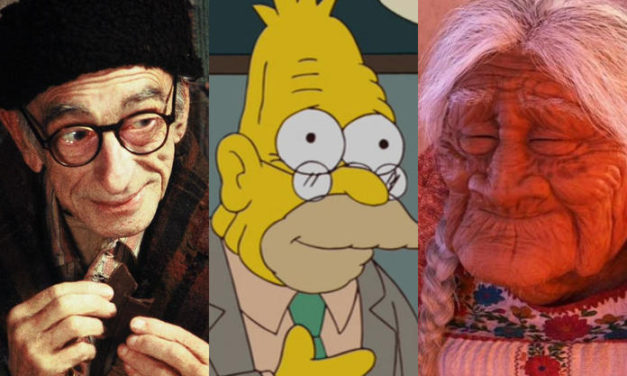 Los abuelitos más icónicos de películasy caricaturas que todos amamos