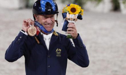 Un australiano acaba de ganar una medalla olímpica ¡A los 62 años de edad! – Nunca es tarde