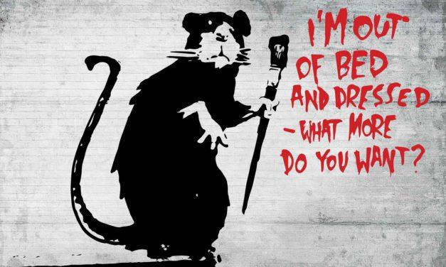 ¿Banksy está de regreso?