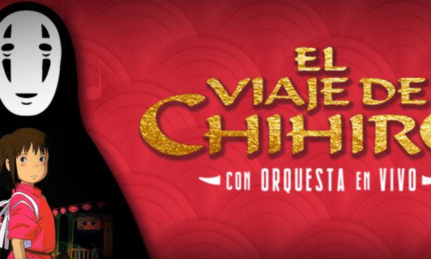 «El Viaje de Chihiro» y «Amélie» tendrán una función especial con orquesta en vivo – ¡Y en la CDMX!