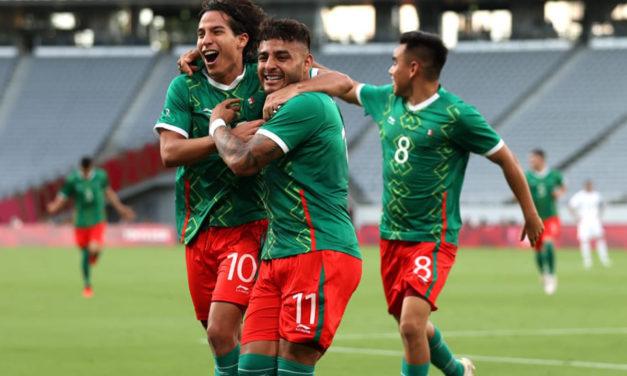 México está a horas de enfrentar a Brasil en las Semifinales de Tokio 2020 – ¡Quieren el oro!