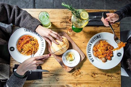 Cinco lugares de verdadera cocina italiana – ¡Pura dolce vita!