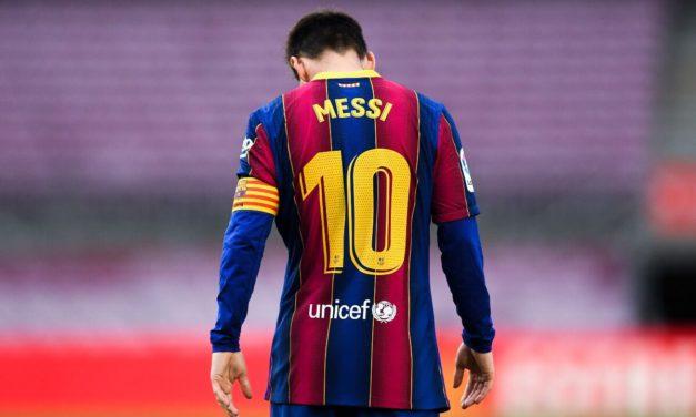 Lionel Messi dice adiós – La era del astro argentino termina en Barcelona – Su trayectoria