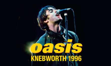 Oasis Revela Material Nunca Antes Visto