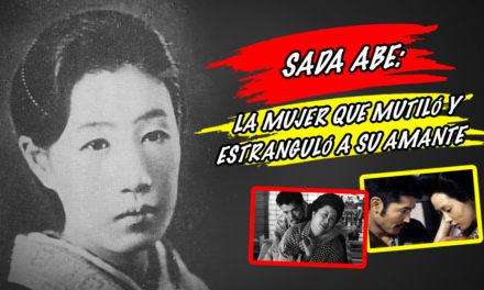Sada Abe: La mujer que mutiló y estranguló a su amante