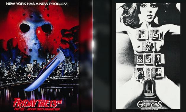 """""""Los Soundtrack Rescatables… De Las Peores Películas"""". Viernes 13 / Chelsea Girls De Andy Warhol"""