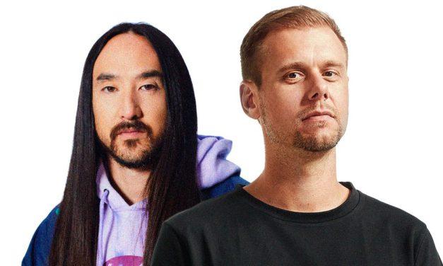 Escucha Music Means Love Forever el nuevo sencillo de Steve Aoki y Armin Van Buuren