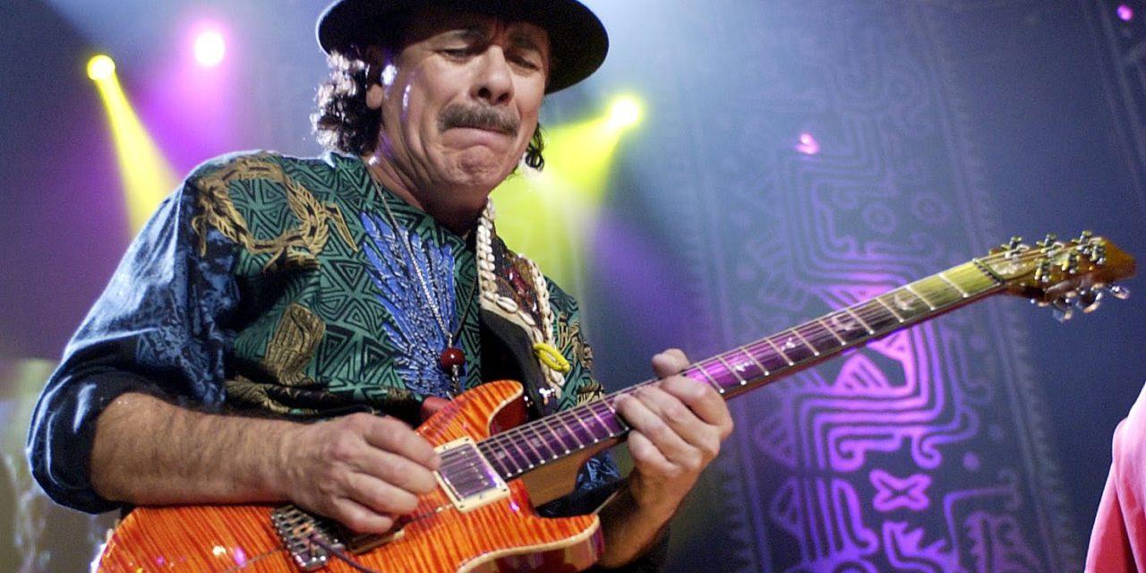La historia – Como un mal viaje de LSD hizo que Carlos Santana brillara en el escenario