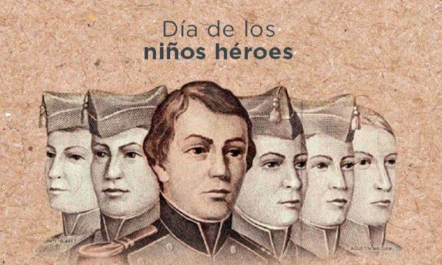 ¿Juan Escutia se arrojó con la bandera? – Mitos y verdades de los Niños Héroes en Chapultepec