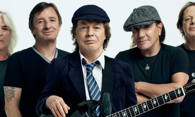 AC/DC comparte el video Through The Mists of Time