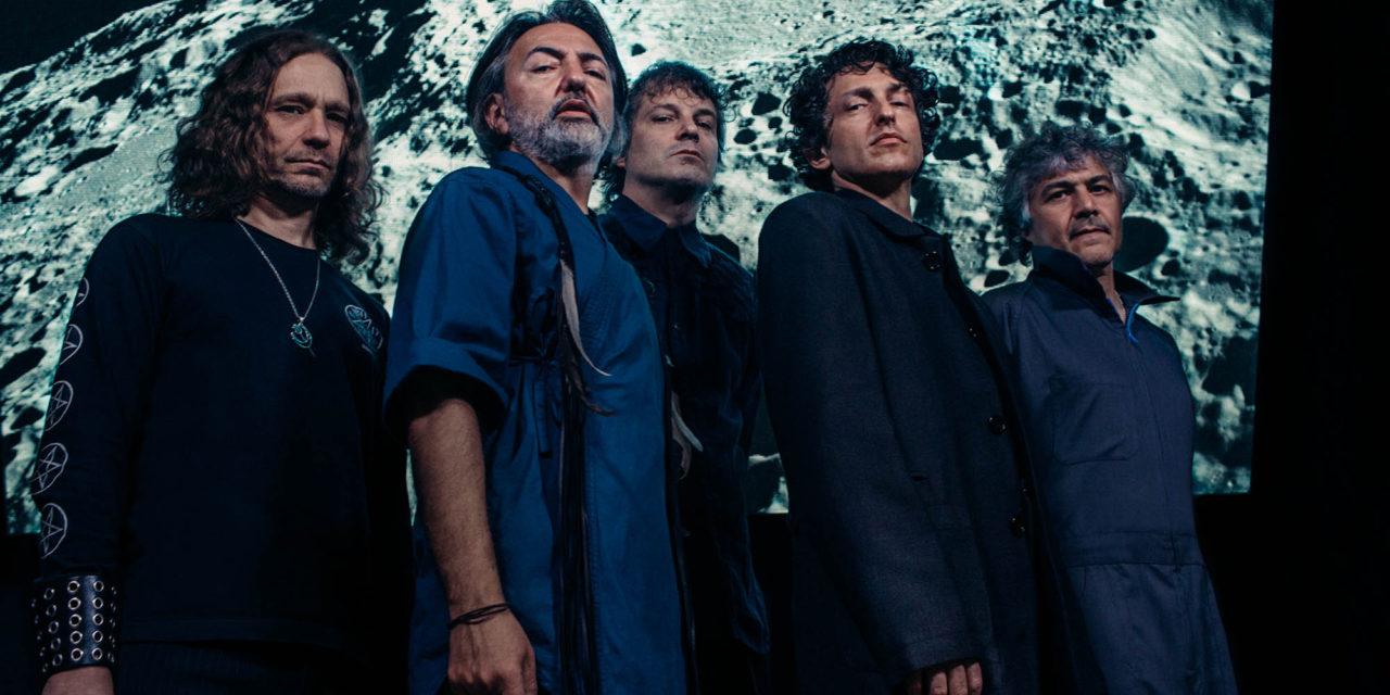 Babasónicos estrena su nuevo sencillo La Izquierda de la Noche