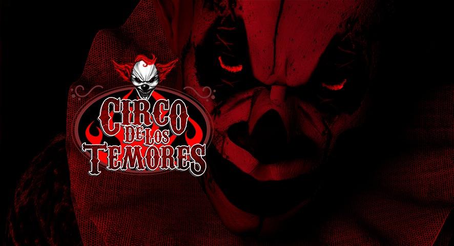 Llega El Circo de los Temores a Parque Naucalli