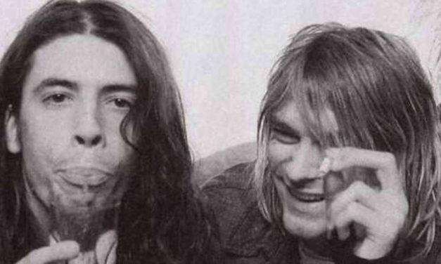 De la vez que Dave Grohl recibió una llamada sobre la falsa muerte de Cobain