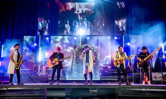 La Castañeda regresa a los conciertos con Locura que lo Cura