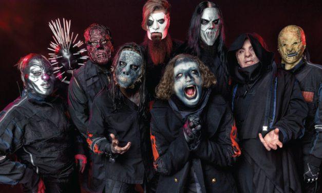 Slipknot podría estar de vuelta con música nueva el mes próximo